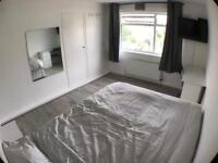 Big Double room in a luxury house