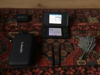 Nintendo DS Lite great condition with game, charger and case.