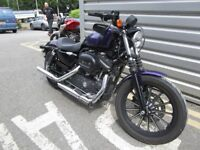 Harley Davidson Iron 883 Hard Candy ABS