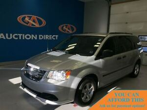 2011 Dodge Grand Caravan SE/SXT, LOW KM'S, FINANCE NOW!!