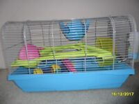 Hamster Cage in Excellent Condition