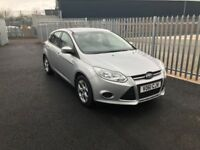 2011 Ford Focus 5dr 1.6 Petrol Long Mot Until Oct 18 Low Mileage **Finance Available**