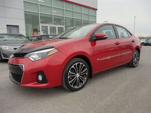 2014 Toyota Corolla *SPORT* MANUELLE* CUIR* TOIT* MAGS*