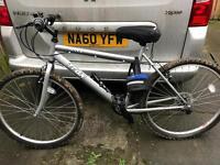 Big teenager or mans mountain bike