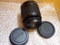 Brand new Canon 18-55 mm f/3.5-f/ 5.6 Zoom Lens - Black