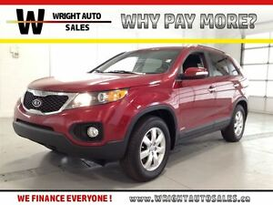 2013 Kia Sorento LX| AWD| BLUETOOTH| HEATED SEATS| 129,185KMS