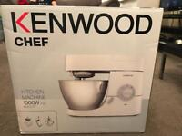 Kenwood Kitchen Machine KMC515