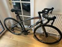 "Giant AnyRoad Cyclocross Bike - Gunmetal Matt Grey - Frame M (5'7""-6'0"") - ExCon."