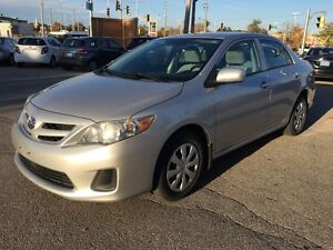 2011 Toyota Corolla SAFETY & E-TESTED - NO ACCIDENT