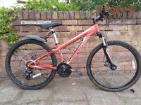 Specialized hardrock disc mountain bike