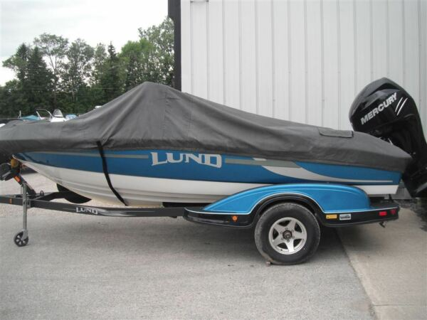 Used 2009 Lund Boat Co 186 Tyee GL