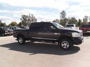 2007 Dodge Ram 2500 Laramie,DIESEL,MEGA,4X4,NAVI,DVD,LOADED!!