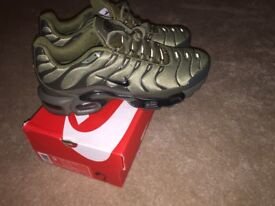 Brand new! Limited edition Nike air max plus