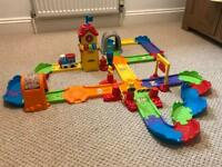 VTech Toot Toot Chug & Go Train Set (1-5 years)