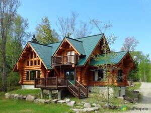 379 900$ - Maison à un étage et demi à vendre à Rivière-Rou