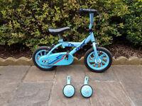 "Trax Childrens Boys Kids 12"" Wheels Bike Bicycle Steel Frame - £10 OBO!"