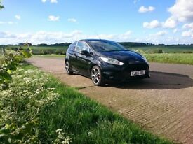 Ford Fiesta ST3, Mountune MP215, 65 Plate, 18k, Black, Style Pack, Best Spec