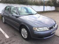2002 VAUXHALL VECTRA 2.2 ONLY 90,000 MILES, MOT JULY 2018, TOWBAR, DRIVES PERFECT