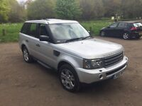 Land Rover Range Rover Sport 2.7 TD V6 HSE 5dr..mint condtion..px well come