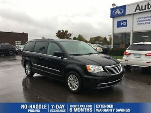 2016 Chrysler Town & Country Touring  Leather  Bluetooth  Alloys