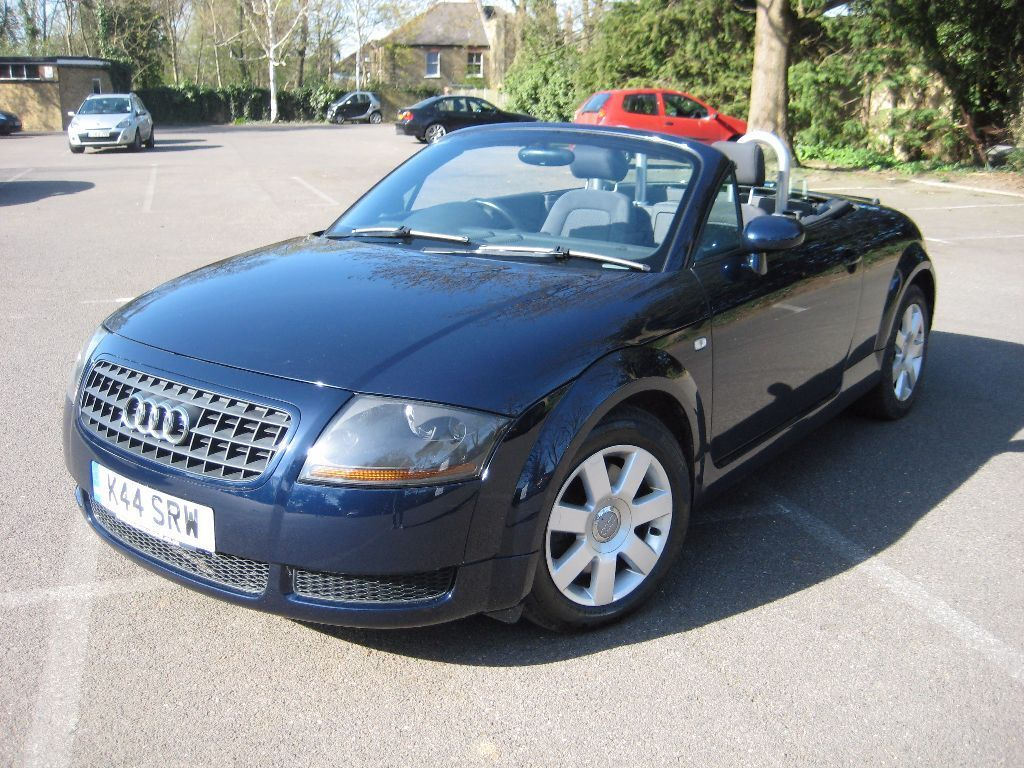 2004 Audi Tt Convertible Roadster In Ealing London