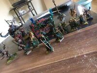 Second hand Warhammer bundle
