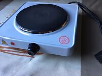 Electric Hotplate - Single Boiling Ring