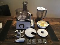 Bosch MCM4100 Food Processor, 800 W, 1.25 L - White/Anthracite