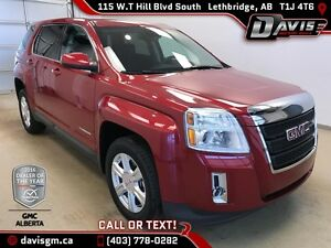 Used 2014 GMC Terrain SLE-1, AWD, Rear Camera, Bluetooth