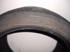 Pair of Bridgestone Potenza 225/40/R18 Tyres