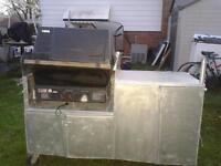 hotdog cart for sale !