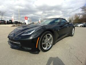 2015 Chevrolet Corvette Stingray..3LT..NAVIGATION