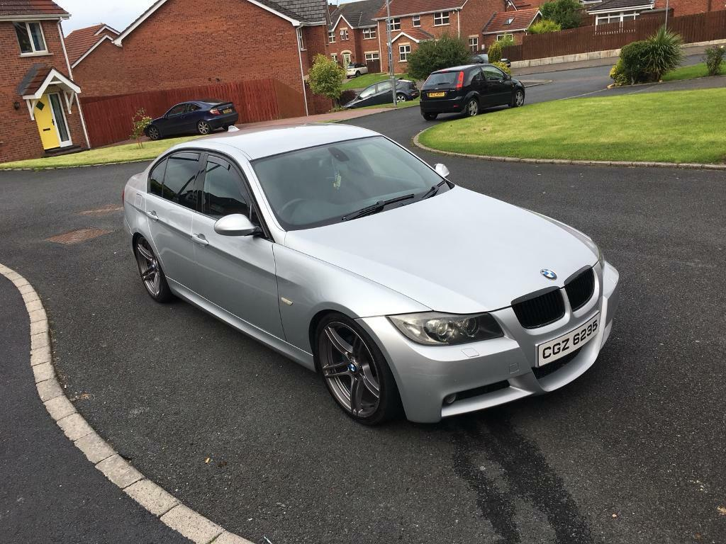 bmw 320d e90 m sport in lurgan county armagh gumtree. Black Bedroom Furniture Sets. Home Design Ideas