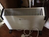 Electric convection heater with box / from Argos