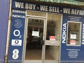 SHOP to let Hawick High Street