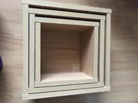 Beech effect floating boxes