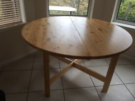 LARGE IKEA DINING TABLE