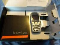 Classic Siemens mobile phone