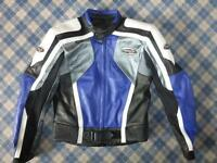 Full two piece RST motorcycle leathers