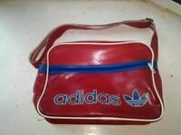 Adidas retro sports bag.