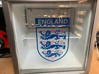 England Mini fridge
