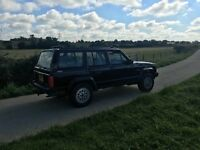 Grand Jeep Cherokee 4x4. £1400. ONO. Swap for VW Caddy/Astra Van