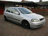 2004 Vauxhall Astra 1.6 SXi, 3Dr, Mot May 17. £399. (P/X Welcome) TEL:07432539522. PLS NO TXTS