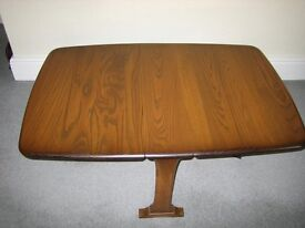 Ercol gateleg occasional/coffee table