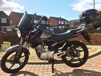 Yamaha YBR125 2013 one owner low mileage excellent condition... 125 Honda Suzuki not chinese
