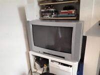 Old style TV for sale. 26inch - with remote
