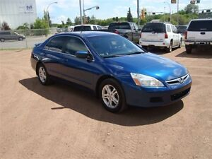2007 Honda Accord EX-L/LEATHER/SUNROOF/