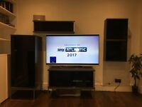 Ikea kaxas home entertainment storage units