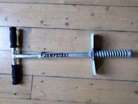 Jumpstart Children's Pogo Stick adjustable size, chrome finish