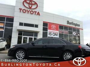2014 Toyota Camry XLE NAVIGATION